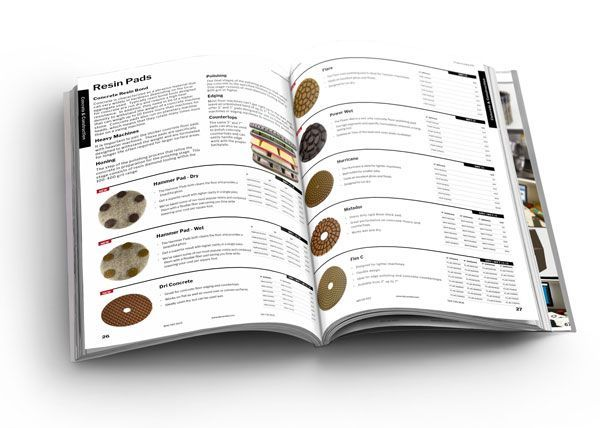 Download our latest diamond tooling catalog