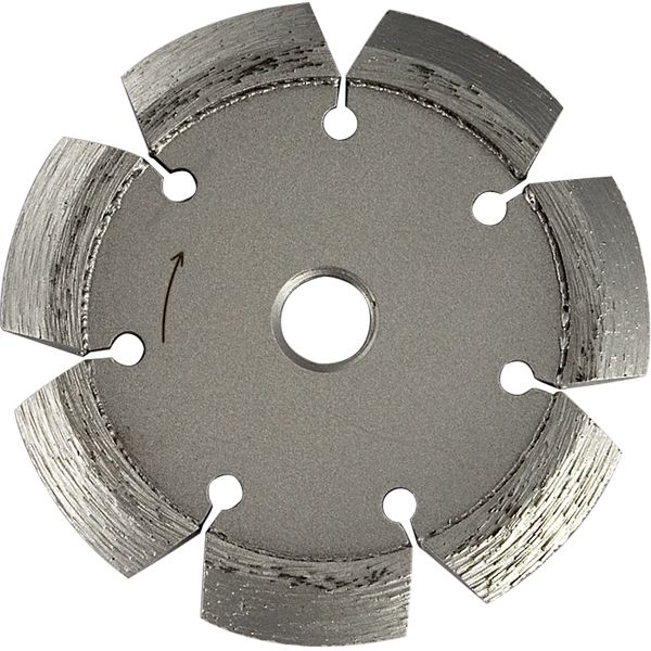 Crack Master Diamond Cutting Blade