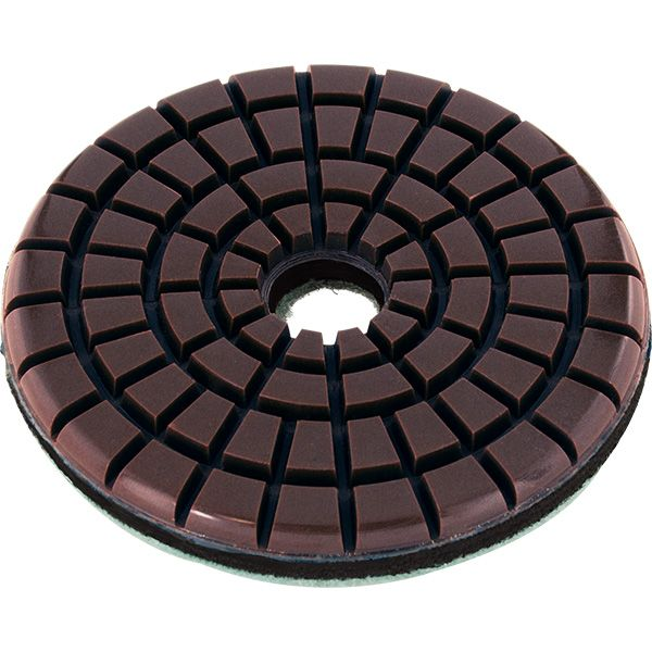 PT3 diamond resin polishing pad for concrete