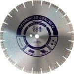 Reinforced Concrete Turbo Diamond Cutting Blade