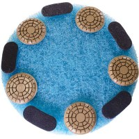 ROPE Hammer Floor Buffing and Polishing Pad