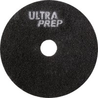 Vinyl floor tile refinishing pad
